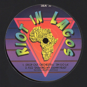 V.A. - Riot In Lagos - 12 inch x 1