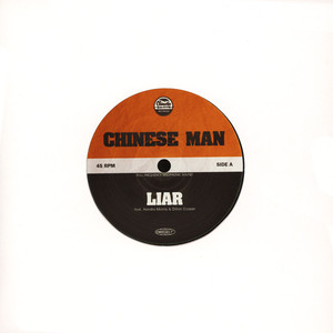 CHINESE MAN - Liar Feat. Kendra Morris & Dillon Cooper - 7inch x 1
