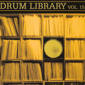 DJ PAUL NICE - Drum Library Volume 15 - 33T