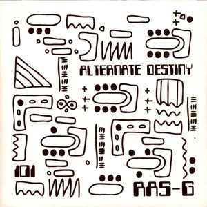 RAS G - Alternate Destiny EP - 7inch x 1