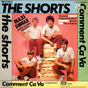 SHORTS, THE - Comment Ca Va - 12 inch x 1
