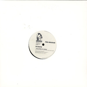 D*NOTE - The Scheme Of Things - 12 inch x 1