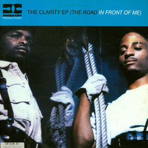 DODGE CITY PRODUCTIONS - The Clarity EP (The Road In Front Of Me) - 12 inch x 1