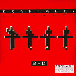 KRAFTWERK - 3-D The Catalogue - 33T x 2