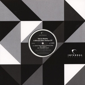 SATL & MALAKY - A Minute After Always EP - Maxi x 1