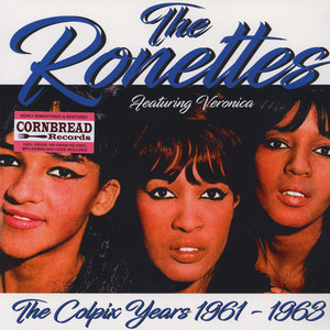 RONETTES - Colpix Years (1961-1963) - LP