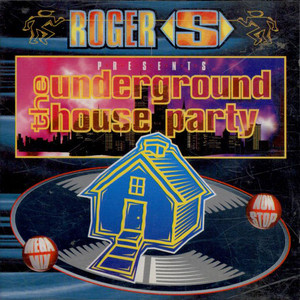 ROGER SANCHEZ - The Underground House Party - CD