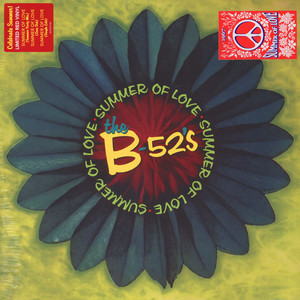 B-52'S, THE - Summer Of Love - Maxi x 1