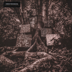 KAMASI WASHINGTON - Harmony Of Difference - 12 inch x 1
