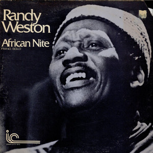 RANDY WESTON - African Nite - LP