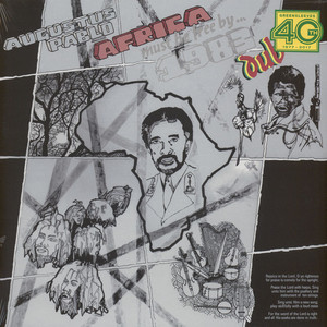 AUGUSTUS PABLO - Africa Must Be Free By 1983 Dub - 33T