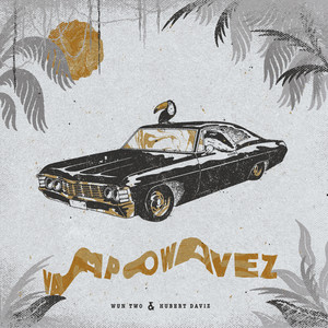 WUN TWO & HUBERT DAVIZ - Vapowavez - LP