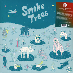 JUAN RIOS & SMOKE TREES - KO-OP 1 - LP