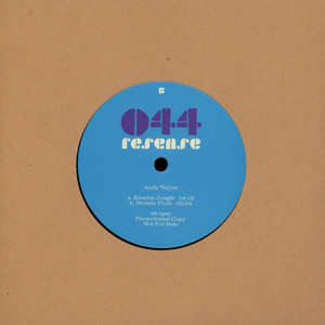 ANDY TAYLOR - Resense 044 - 7inch x 1