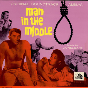 LIONEL BART / JOHN BARRY - OST Man In The Middle - 33T