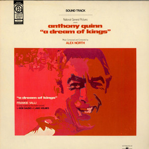 ALEX NORTH - OST Anthony Quinn ''A Dream Of Kings'' - LP