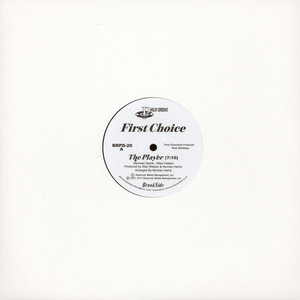 FIRST CHOICE - The Player - 12 inch x 1