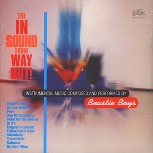 BEASTIE BOYS - The In Sound From Way Out - LP