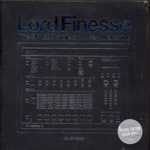 LORD FINESSE - The SP1200 Project: A Re-Awakening Deluxe Redux - 33T x 3