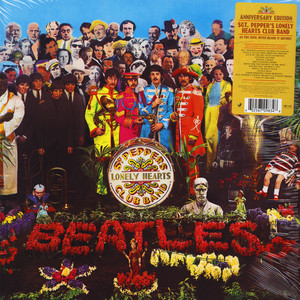 beatles, the sgt. pepper's lonely hearts club band 2017 stereo mix