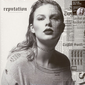 TAYLOR SWIFT - Reputation Picture Disc Edition - 33T x 2