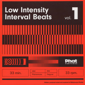 FatGyver Low Intensity Interval Beats