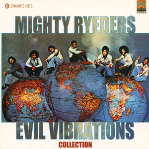 MIGHTY RYEDERS, THE - Evil Vibrations Collection - 45T x 2