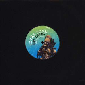 EXTRA LOVE / DUB CONDUCTOR - 500 Years / Extra Horns - 25 cm