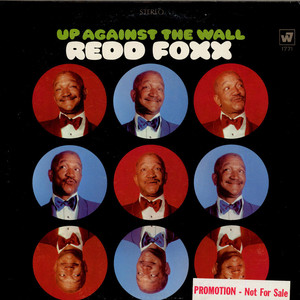 REDD FOXX - Up Against The Wall - 33T