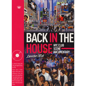 FARID SLIMANI - Back In The House - NYC House 90's Scene Documentary - DVD