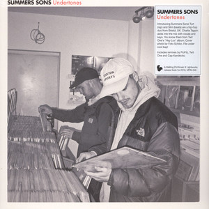 SUMMERS SONS - Undertones - LP