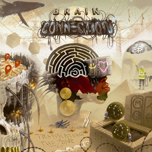 BRAIN CONNECTION - Translating The Zone - CD