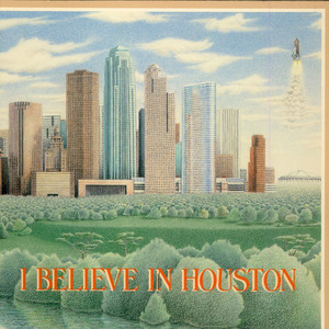V.A. - I Believe In Houston - LP