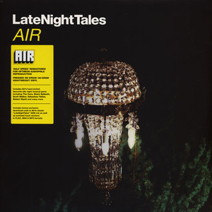 AIR - Late Night Tales Black Vinyl Edition - LP x 2