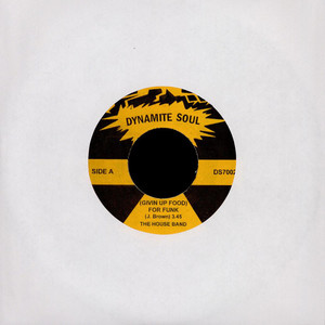 HOUSEBAND / SKORPYONS OF JAMAICA - (Givin Up Food) For Funk / Think About It - 7inch x 1