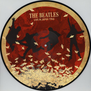 BEATLES, THE - Live In Japan Picture Disc Edition - 33T