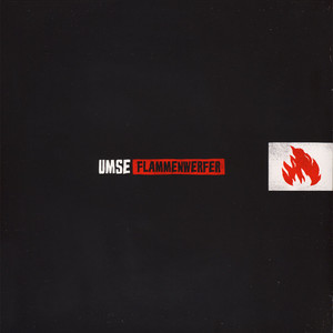 UMSE - Flammenwerfer EP - 33T