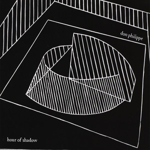 DON PHILIPPE - Hour Of Shadow Black Vinyl Edition - 33T