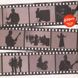 BAMBOOS, THE - Night Time People - 33T x 2