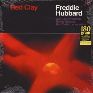 FREDDIE HUBBARD - Red Clay - 33T