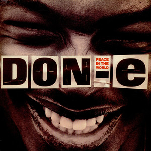 DON-E - Peace In The World - 12 inch x 1