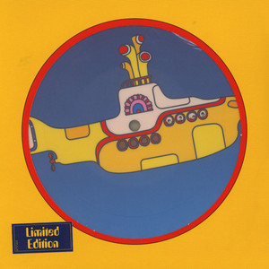 BEATLES, THE - Yellow Submarine Picture Disc Edition - 45T x 1