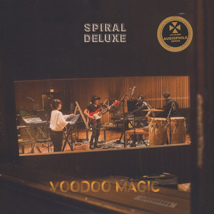 SPIRAL DELUXE - Voodoo Magic - 12 inch x 2