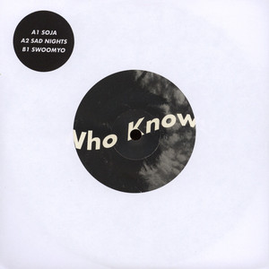 DIGITALLUC - Who Knows EP - 7inch x 1