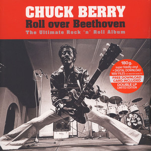 CHUCK BERRY - Roll Over Beethoven - LP x 2