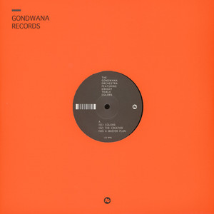 GONDWANA ORCHESTRA, THE - Colors EP Feat. Dwight Trible - 12 inch x 1