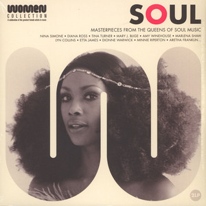 V.A. - Soul Women - Timeless Classics From The Queens Of Soul - 33T x 2