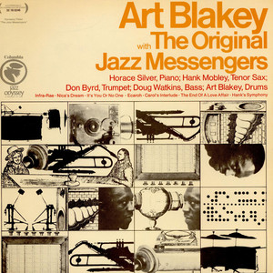 ART BLAKEY & THE JAZZ MESSENGERS - Art Blakey With The Original Jazz Messengers - 33T