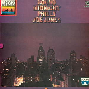 ''PHILLY'' JOE JONES - Round Midnight - LP