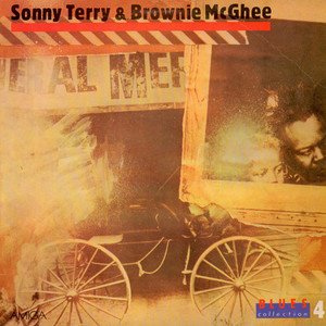 SONNY TERRY & BROWNIE MCGHEE - Blues Collection 4 - LP